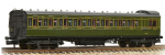 374-911 Farish SE&CR 60ft Birdcage 3−Coach Pack SR Maunsell Green